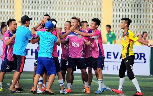 Vòng 6 HPL-S5: Tin Lớn vững ngôi đầu, Văn Minh thắng ấn tượng