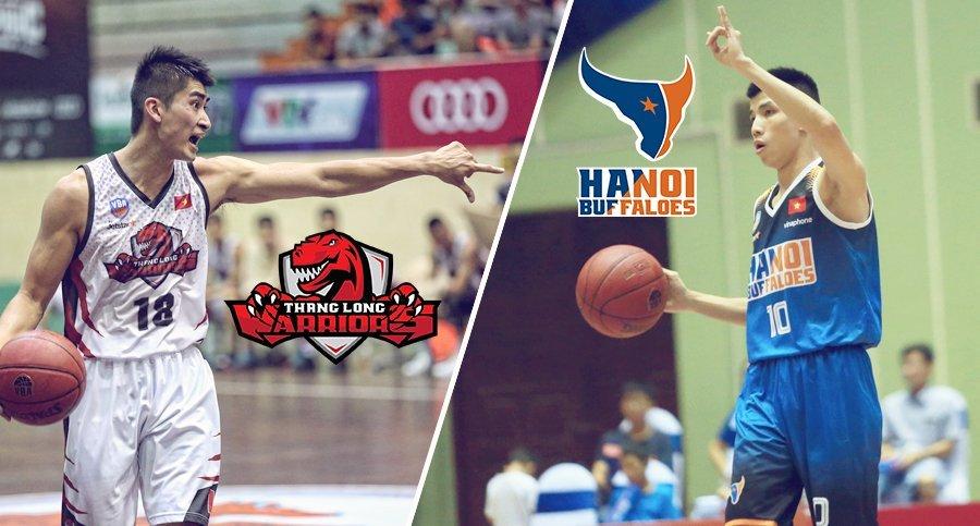 Playoffs 2 – Game 2: Hanoi Buffaloes - Thang Long Warriors: Chủ nhà bất lực?