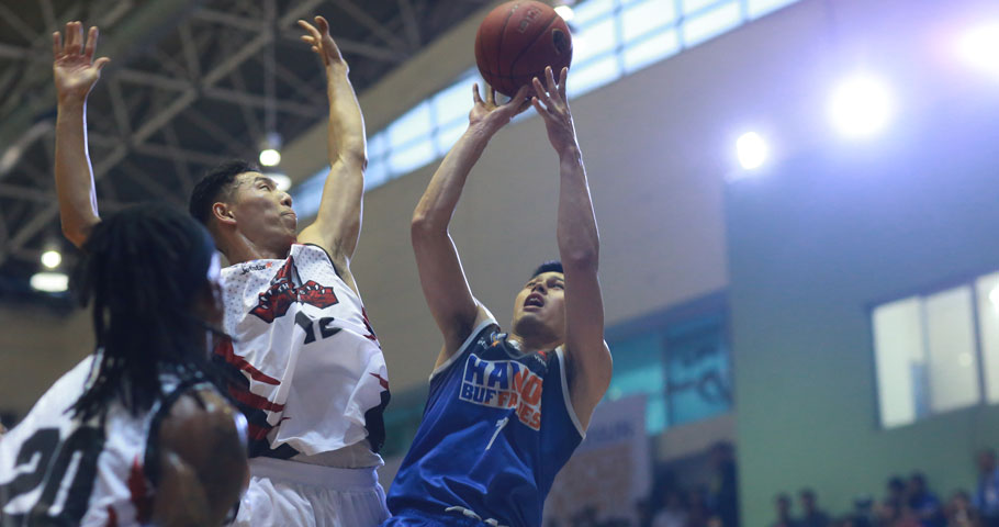 Playoffs 2 - Game 2: Thang Long Warriors vào chung kết