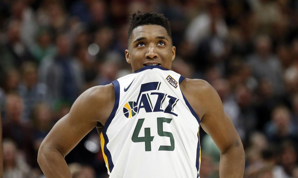 Utah Jazz tiến bước tới Play-off  trước Los Angeles Lakers