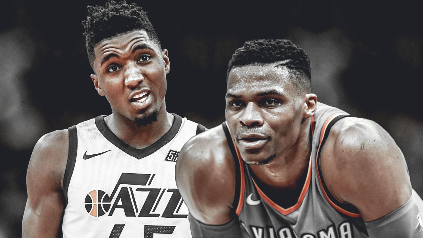 Utah Jazz nhẹ nhàng chiến thắng Oklahoma City Thunder  trên sân nhà