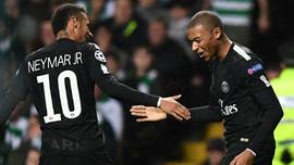 Neymar và Mbappe phối hợp ăn ý như trò chơi điện tử