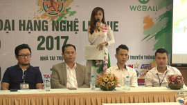 WeBall bắt tay hợp tác với Nghệ League 2017