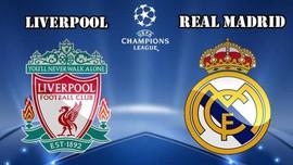 Liverpool và Real điểm binh trước chung kết Champions League