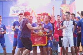 Chung kết THF CUP 2018: Sầm Sơn đăng quang ngôi vô địch đầy thuyết phục.