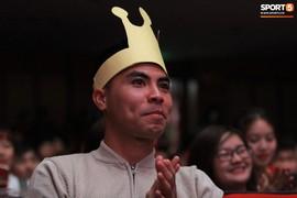 Nhà vô địch Phạm Đức Huy truyền cảm hứng cho sinh viên Học viên Bưu chính Viễn thông
