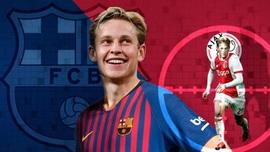 Frenkie de Jong: Tinh hoa bóng đá Hà Lan liệu có thành danh tại Barcelona?