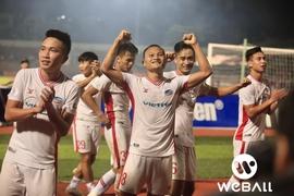 Áo đấu của nhà ĐKVĐ V-League 2020 được đấu giá để ủng hộ Sưởi Ấm Bản Cao