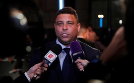 Ronaldo đã nói gì khi đặt chân đến Nga?