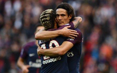 PSG 6-2 Bordeaux