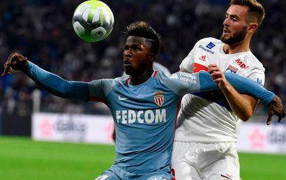 Lyon 3-2 Monaco