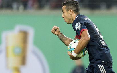 Leipzig 1-1 Bayern (pens 4-5)