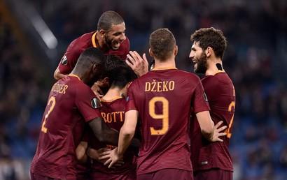 Roma 1 - 0 Crotone