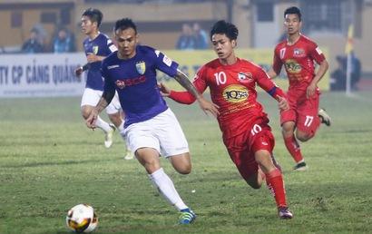 HAGL 3-2 Hà Nội FC