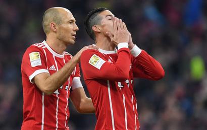 Bayern Munich 2-0 RB Leipzig