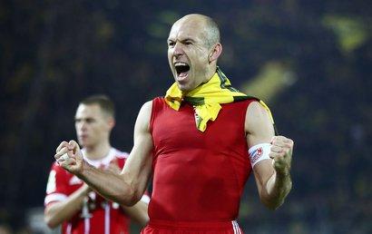 Borussia Dortmund 1-3 Bayern Munich