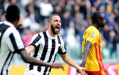 Juventus 2 - 1 Benevento