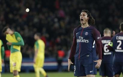 PSG 4 - 1 Nantes