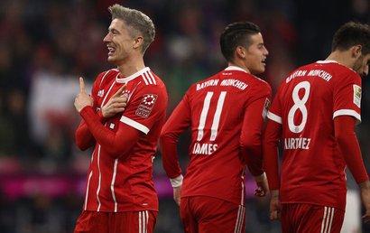 Bayern 3-0 Augsburg