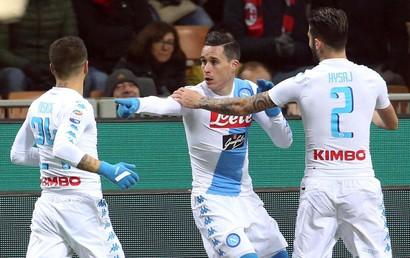 Napoli 2-1 AC Milan