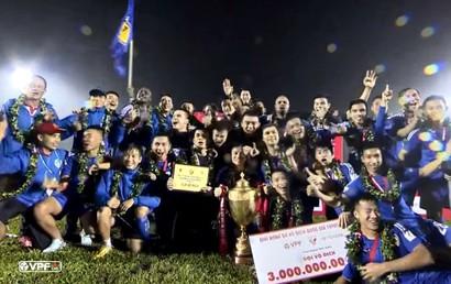 Quảng Nam 3-1 TP.HCM