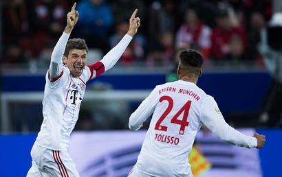 Freiburg 0 - 4 Bayern Munich