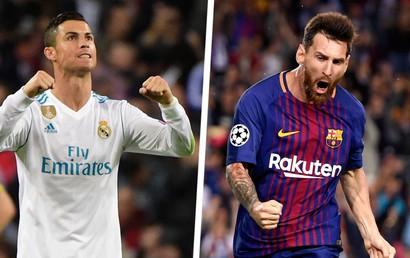 Barcelona 2-2 Real Madrid