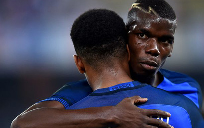 Pháp 3-1 Italia
