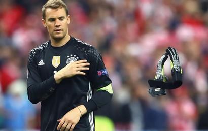 Áo 2-1 Đức