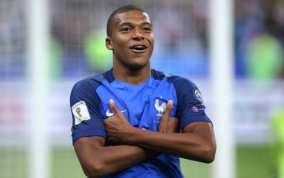 Pháp 1-1 Mỹ