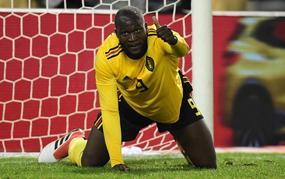 Bỉ 4-1 Costa Rica