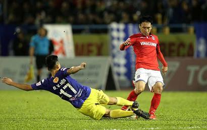 Hà Nội 4-1 Quảng Ninh