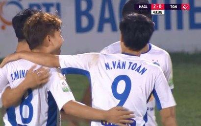 HAGL 4-0 Than Quảng Ninh
