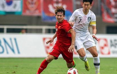 O.Việt Nam 1-3 O.Hàn Quốc