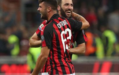 Milan 2-1 Roma
