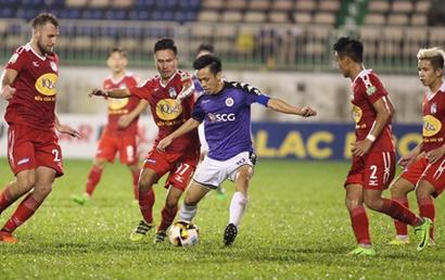 HAGL 3-5 Hà Nội FC