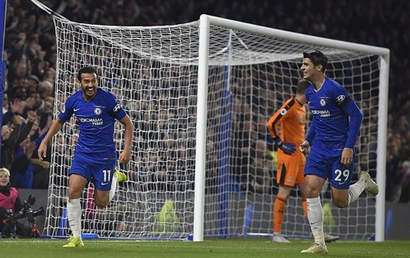 Chelsea - Crystal Palace: Morata ghi đậm dấu ấn