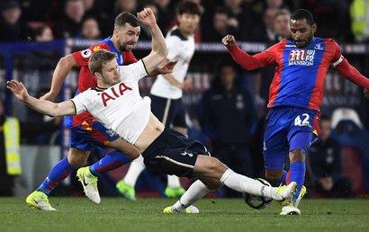 Highlight Crystal Palace - Tottenham Hotspur: Cái tên lạ mắt ghi điểm