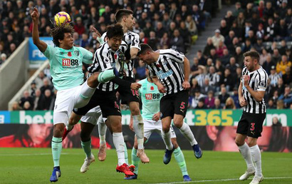 HIGHLIGHT Newcastle - Bournemouth: 3 điểm ngàn vàng