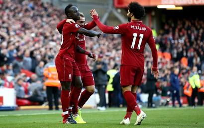 Highlight Liverpool - Fulham: Pharaoh lên tiếng