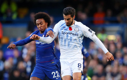 Highlight Chelsea - Everton: The Blues bế tắc