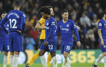 Wolves - Chelsea: Thất bại khó tin