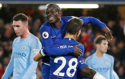 Chelsea - Man City: Tiêu diệt nhà vô địch