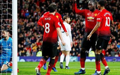 Manchester Utd - Fulham: Giải tỏa sức ép