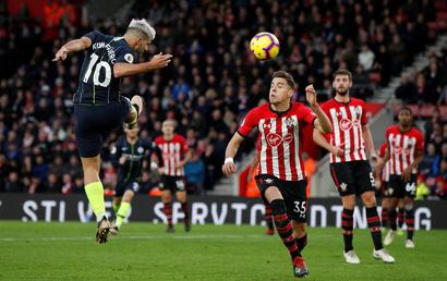 Southampton - Man City: Trở lại mạch thắng