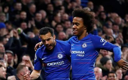 Chelsea - Newcastle: Chiến thắng nhẹ nhàng