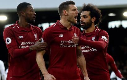 Fulham - Liverpool: Trở lại ngôi đầu