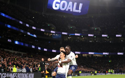 Tottenham - Crystal Palace: Sao Hàn Quốc tỏa sáng