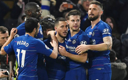Chelsea - West Ham: Lọt vào Top 3