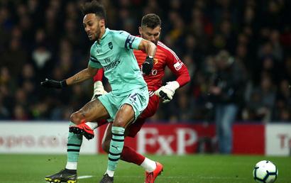 Watford - Arsenal: Pháo Thủ lọt Top 4